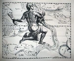 水瓶座 (星座日期:1月22日 ~ 2月19日)