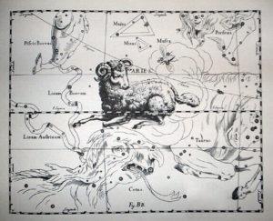 牡羊座 (星座日期:3月21日 ~ 4月20日)