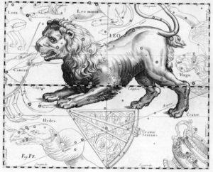 獅子座 (星座日期:7月23日 ~ 8月22日)