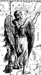 處女座 (星座日期:8月23日 ~ 9月22日)